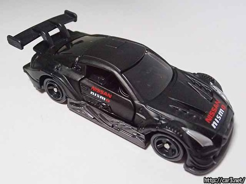 トミカ日産GT-RニスモGT500_06
