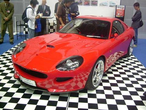 2005東京モーターショーNAOMIⅡオオノカークラフト1