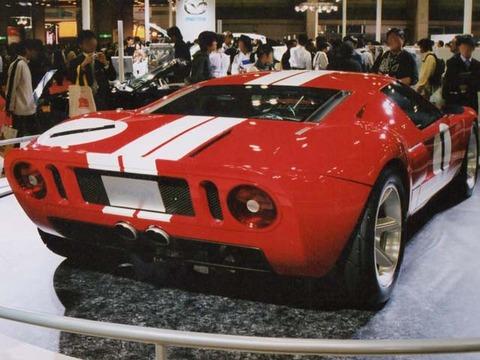 フォードGT東京モーターショー2003_02
