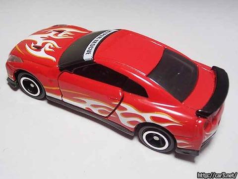 ドリームトミカドライブヘッド機動救急警察専用車日産GT-R消防Ver_07