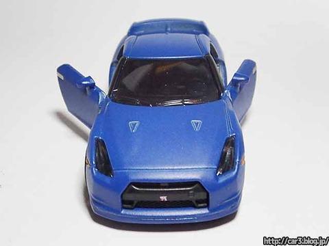マジョレット日産GT-Rマットブルー_13