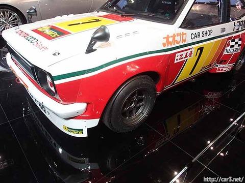 トムス・スターレットTOM'S_STARLET_KP47レーシングカー_06