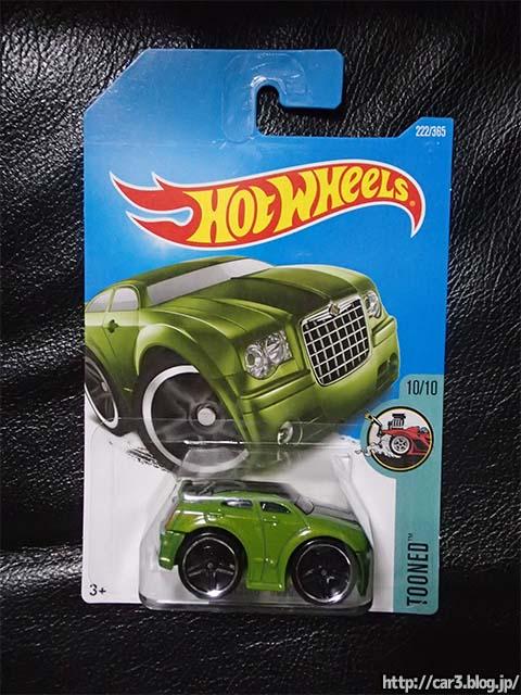 Hotwheels_TOONEDのクライスラー300C