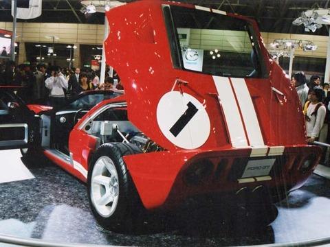 フォードGT東京モーターショー2003_03