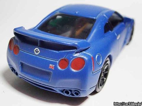 マジョレット日産GT-Rマットブルー_11