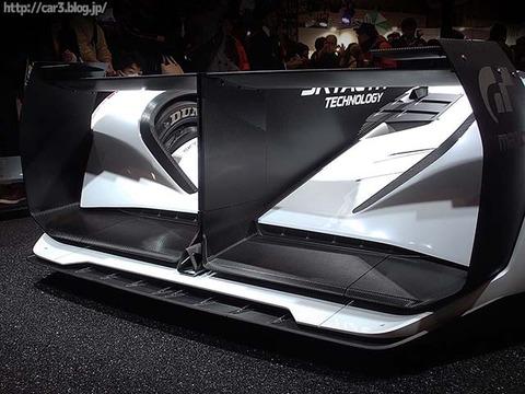 マツダLM55ビジョングランツーリスモ・東京オートサロン2016_0012