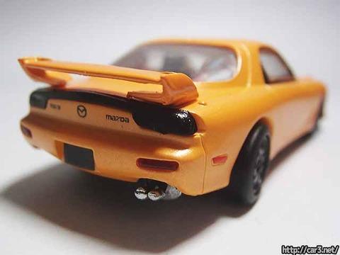 日本名車倶楽部7_RX-7FD3S_ロータリーエンジンの継承_F-toys_11