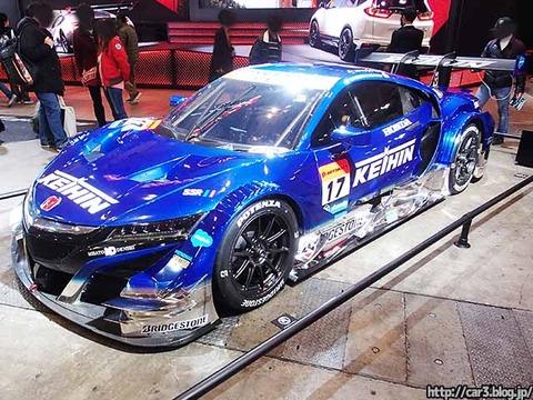 スーパーGT_GT500_KEIHIN_NSX-GT_01