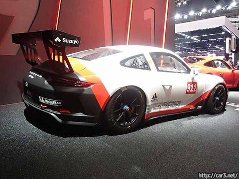 ポルシェ911GT3cup東京モーターショー2017_08