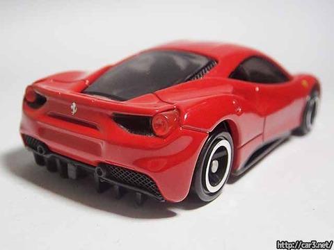 トミカ・フェラーリ488GTB_11