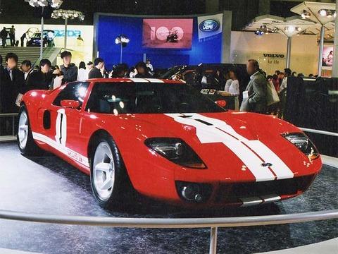 フォードGT東京モーターショー2003_01