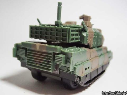 海洋堂WORLD_TANK_MUSEM陸上自衛隊編2_10式戦車_11