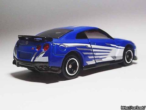 ドリームトミカドライブヘッド機動救急警察専用車日産GT-R警察Ver_03