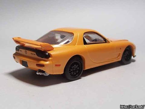 日本名車倶楽部7_RX-7FD3S_ロータリーエンジンの継承_F-toys_03