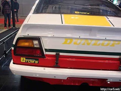 トムス・スターレットTOM'S_STARLET_KP47レーシングカー_08