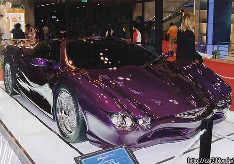 光岡オロチ_東京モーターショー2001_02