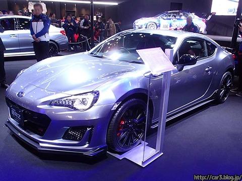 SUBARU_BRZ_STI Sport_CONCEPT参考出品車(コンセプトモデル)_01