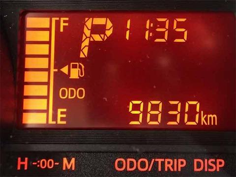 運転暦は年数ではなく生涯走行距離