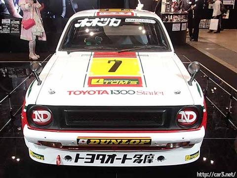 トムス・スターレットTOM'S_STARLET_KP47レーシングカー_02