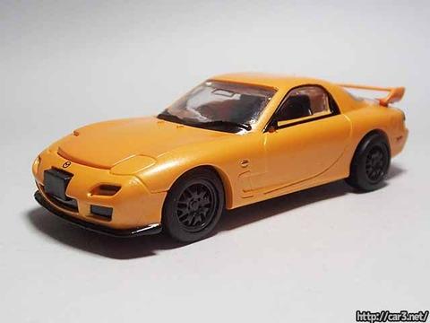 日本名車倶楽部7_RX-7FD3S_ロータリーエンジンの継承_F-toys_01
