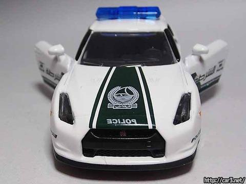 マジョレットDUBAI POLICE SUPER CARS_R35GT-R_12