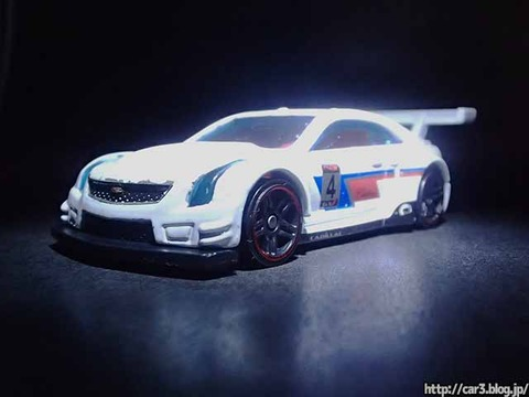 Hot Wheels '16 CADILLAC ATS-V R_01