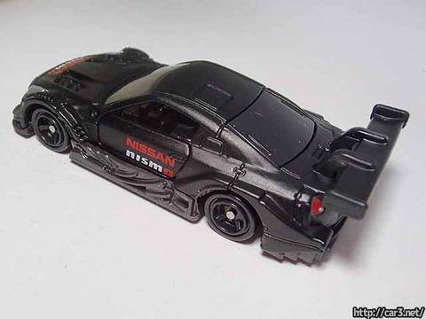 トミカ日産GT-RニスモGT500_07