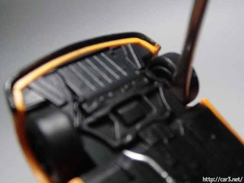 日本名車倶楽部7_RX-7FD3S_ロータリーエンジンの継承_F-toys_13