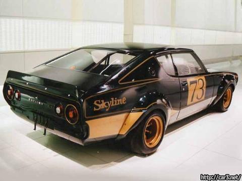 日産スカイライン2000GT-Rレーシングコンセプトレストア前_03