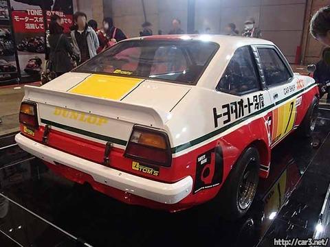 トムス・スターレットTOM'S_STARLET_KP47レーシングカー_04