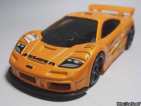 ホットウィール・グランツーリスモ・マクラーレンF1-GT-R_10