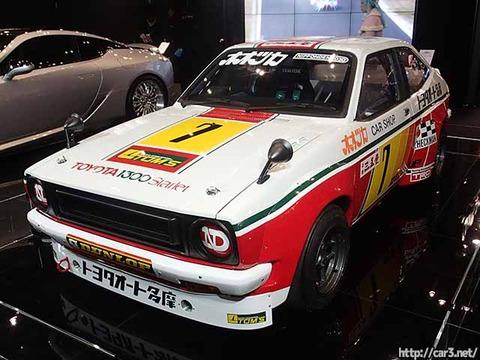 トムス・スターレットTOM'S_STARLET_KP47レーシングカー_01