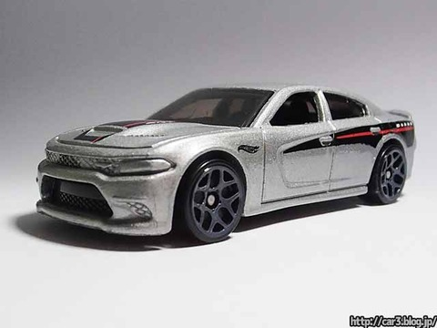 ダッジ・チャージャー【Hotwheels '15 DODGE CHARGER SRT】_01