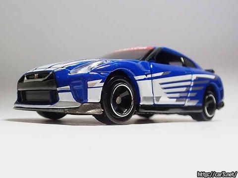 ドリームトミカドライブヘッド機動救急警察専用車日産GT-R警察Ver_04