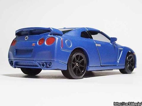 マジョレット日産GT-Rマットブルー_05