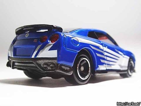 ドリームトミカドライブヘッド機動救急警察専用車日産GT-R警察Ver_05