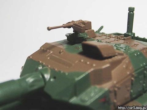海洋堂WORLD_TANK_MUSEM陸上自衛隊編2_10式戦車_12