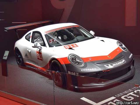 ポルシェ911GT3cup東京モーターショー2017_02
