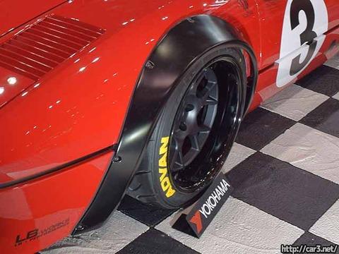 リバティーウォーク・フェラーリ308_LB-WORKS_06