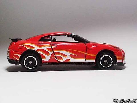 ドリームトミカドライブヘッド機動救急警察専用車日産GT-R消防Ver_08