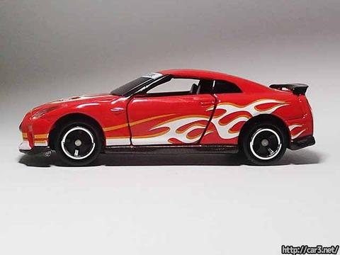 ドリームトミカドライブヘッド機動救急警察専用車日産GT-R消防Ver_09