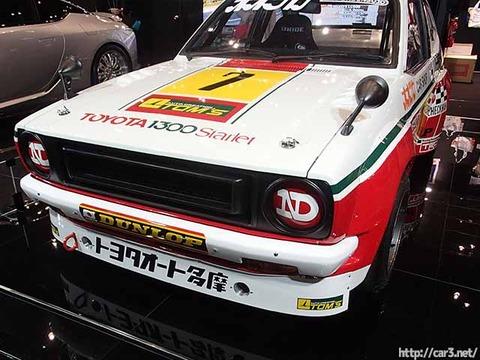 トムス・スターレットTOM'S_STARLET_KP47レーシングカー_05