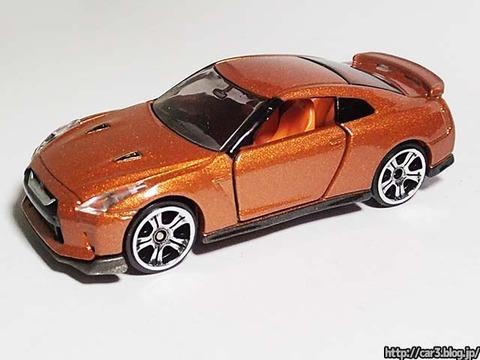 トミカ改造日産GT-Rのカシメを外す_14