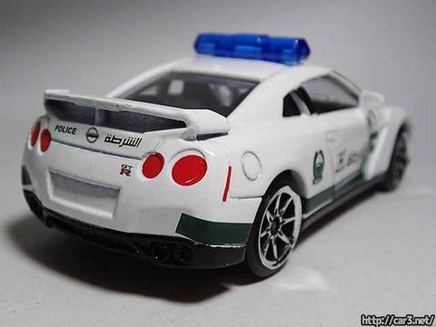 マジョレットDUBAI POLICE SUPER CARS_R35GT-R_11