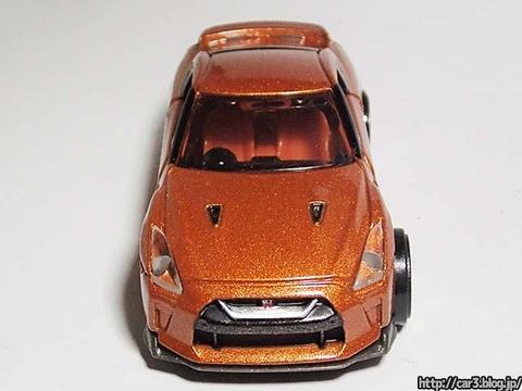 トミカ改造日産GT-Rのカシメを外す_15