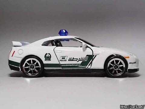 マジョレットDUBAI POLICE SUPER CARS_R35GT-R_08