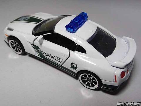 マジョレットDUBAI POLICE SUPER CARS_R35GT-R_07