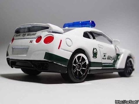 マジョレットDUBAI POLICE SUPER CARS_R35GT-R_05